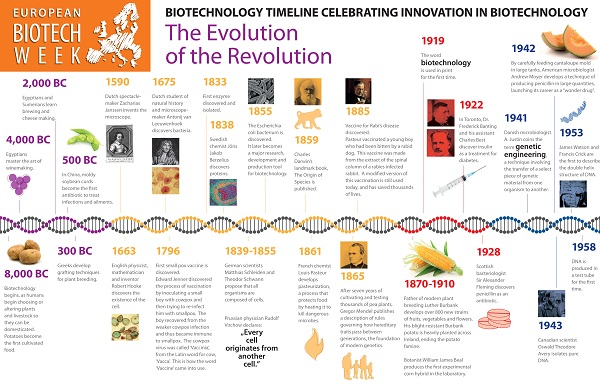 agricultural biotechnology evolution and impact If this common wisdom is correct, agricultural biotechnology will affect  prakash, the genetically modified crop debate in the context ofagricultural evolution.