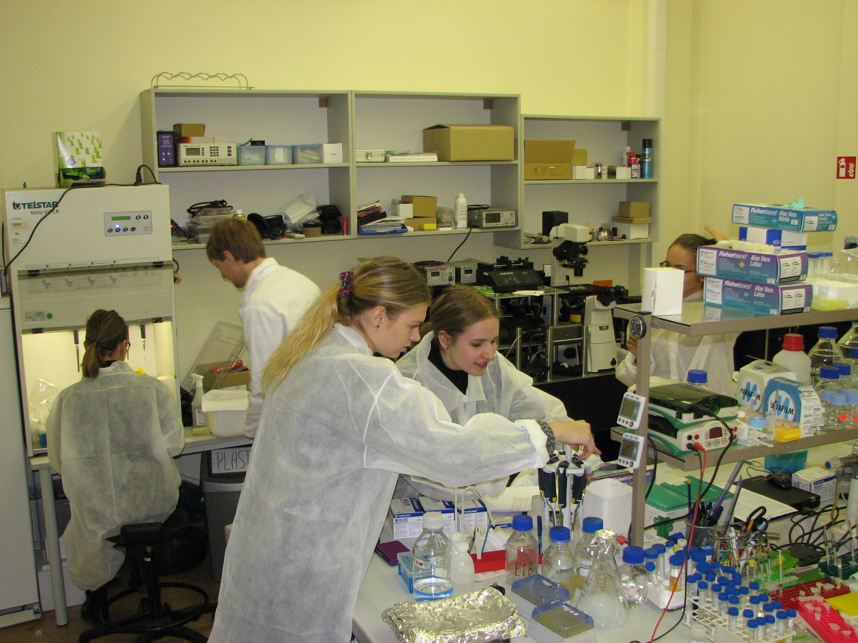 Lithuania_Laboratory experiments