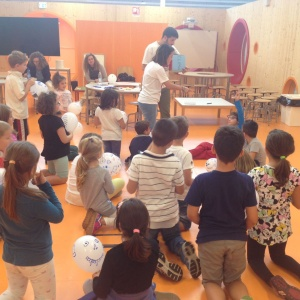 Fondazione Golinelli organised three different labs for children and young people.