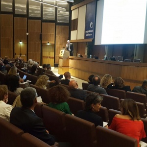 100 participants took part in a debate about research infrastructures.