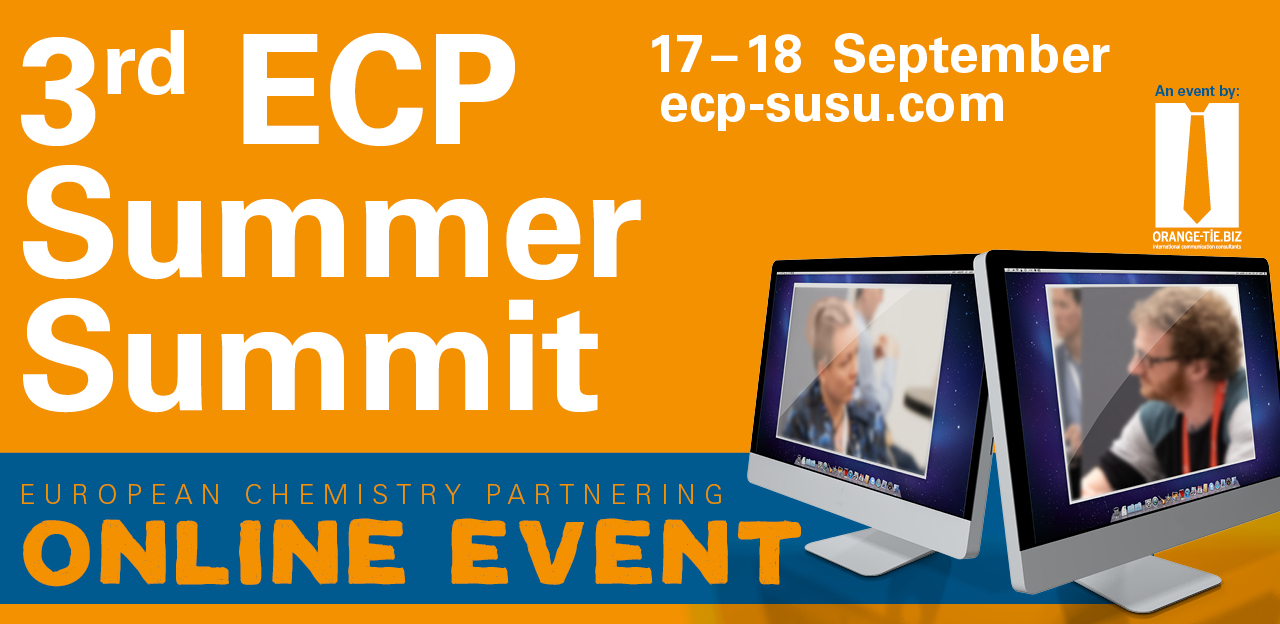 3rd European Chemistry Partnering Summer Summit (Virtual)